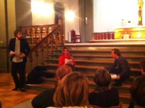 Sankt Pauls Kirke (Indre by) 7.december: THE JEDI MIND TRICK