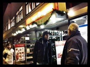 Frederikssundsvej (Brønshøj) 11.december: SHOPLIFTER