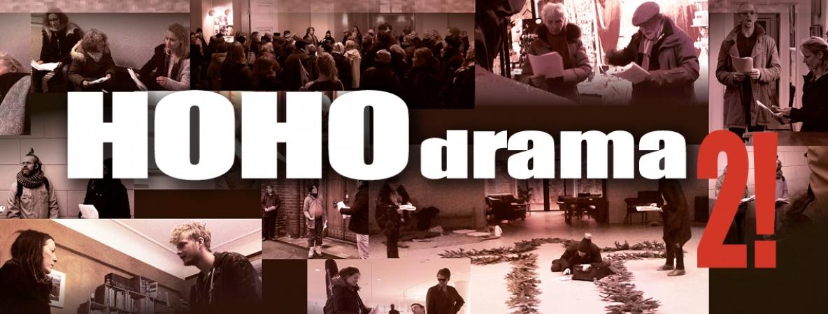 HOHO DRAMA 2 – resumeer